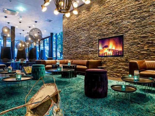 Austropa interconvention motel one prater for Zimmer motel one